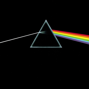 Cover of Pink Floyd's 'The dark side of the moon'