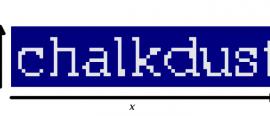 Tupper's self-referential formula
