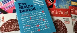 Review of The Maths Behind by Colin Beveridge