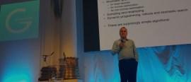 Mike Jordan on machine learning