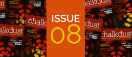 Chalkdust Issue 08 – coming 19 October