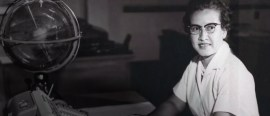 Significant figures: Katherine Johnson