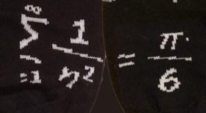 Sum of 1/n^2