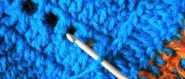 How to crochet a fractal