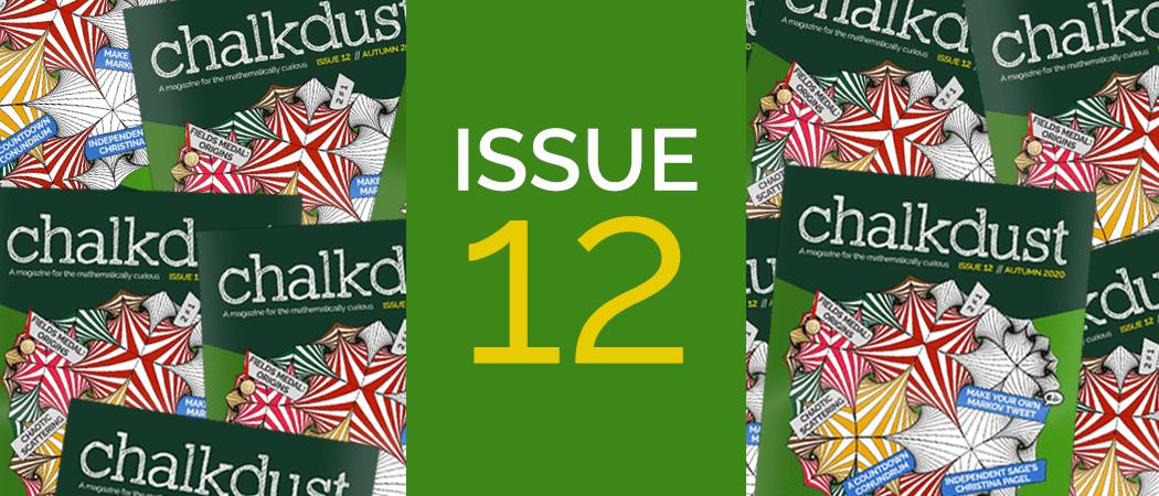 Issue 12 banner