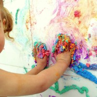 How To Make Bathtub Puffy Paint