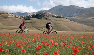 There's lots to like when you travel by bike in Umbria