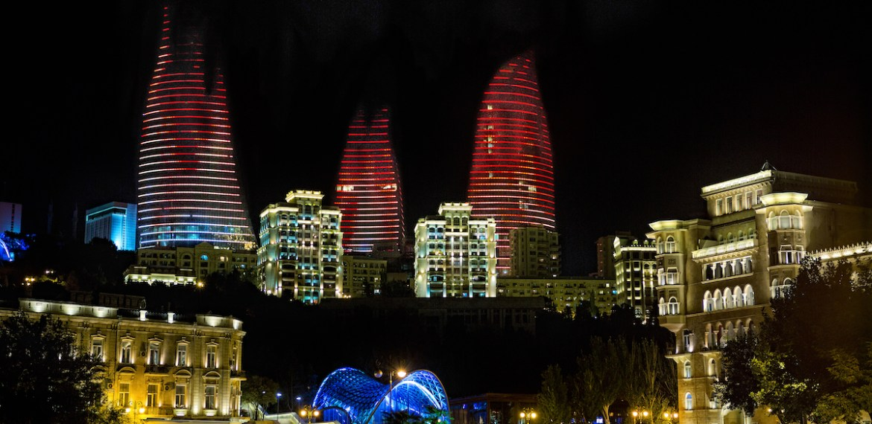 Chalkmarks Baku