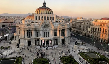Mexico City: From ancient ruins to markets, mezcal and mariachi bands. Feel the heat of CDMX in 48 hours