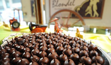 Raising the Olympic bar on chocolate in Lausanne