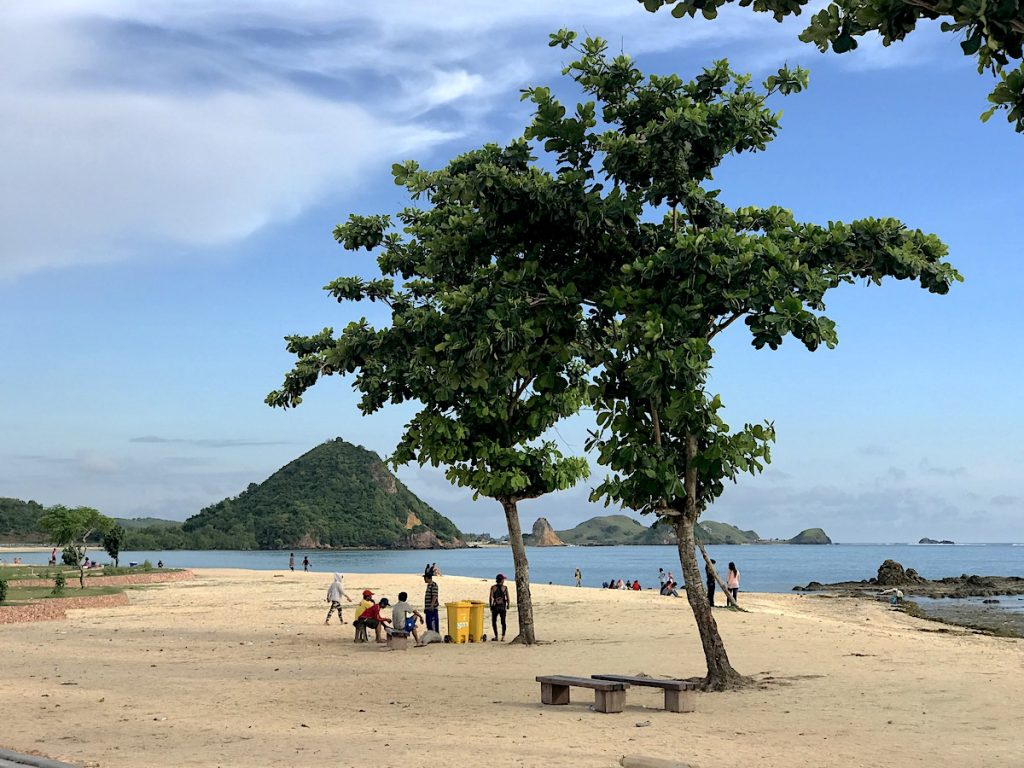 Chalkmarks Lombok