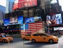 Chalkmarks NY Cabs