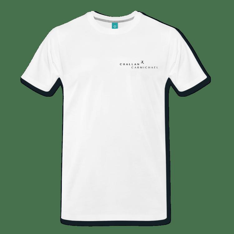 **Pre-Order** Challan Carmichael - Step By Step T-Shirt [White]