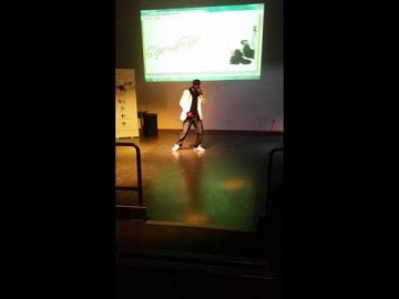 Yewland High School - (Let It Rain) Challan Carmichael Nationwide Uk Step by Step Tour