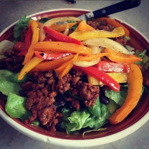 slow-carb-taco-salad