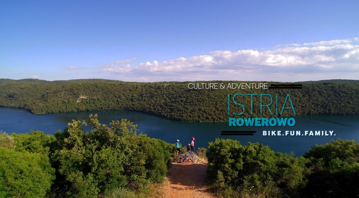 Istria Bike Trails (Video)