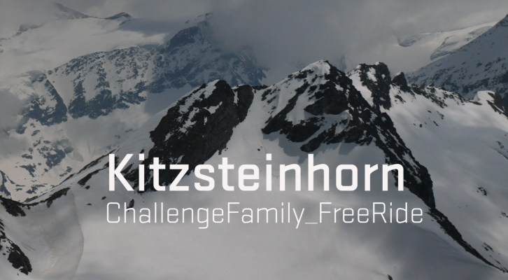 Kid Freeride-Kitzsteinhorn