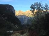 Widok z progu Doliny Ciężkiej
