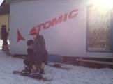 Tym razem testujemy snowboard.
