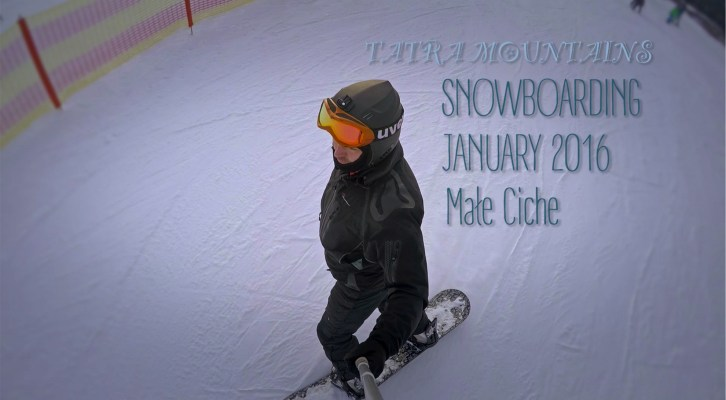 KID SNOWBOARD - Małe Ciche w Tatrach