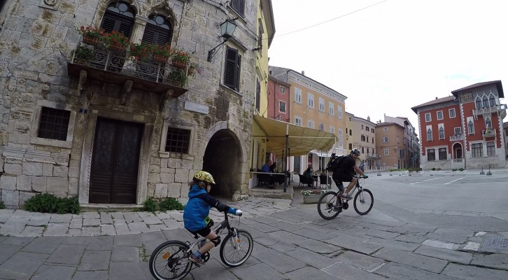 Istria Bike Trails - Vodnjan