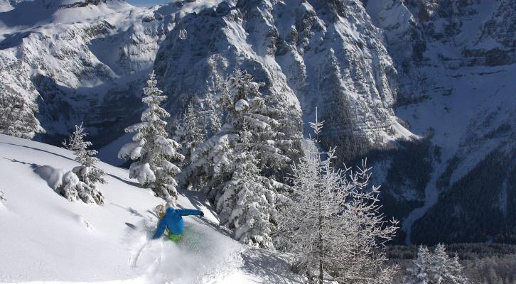 Trentino – zimowa, nie tylko narciarska, arena sportowa