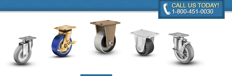 Caster for Industrial Use Ideas