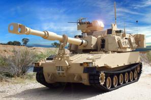 M109 Howitzer Parts