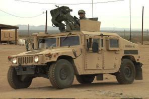 M998 High Mobility Multipurpose Wheeled Vehicle (HUMMWV) Parts