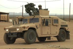 M998 High Mobility Multipurpose Wheeled Vehicle (HUMMWV) Parts