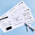 航空チケットの画像 アイキャッチ画像
