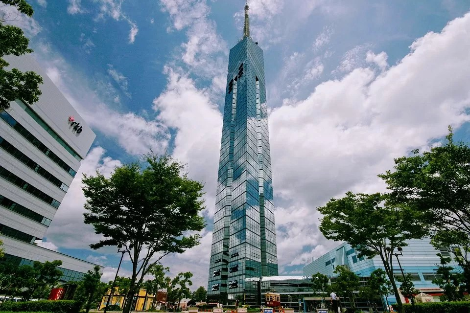 福岡タワーの画像 アイキャッチ
