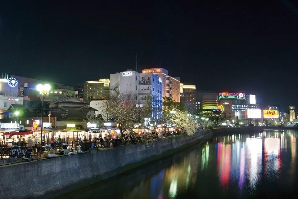 博多 中州 屋台の画像