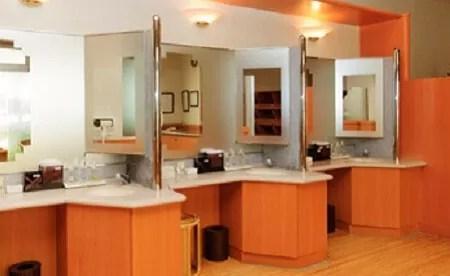 【いこいの村能登半島】大浴場のパウダールーム