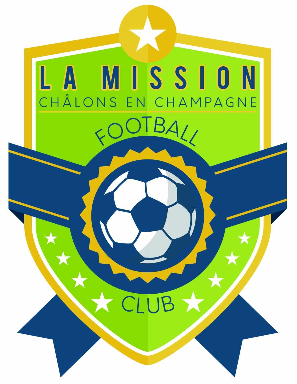 Logo foot église