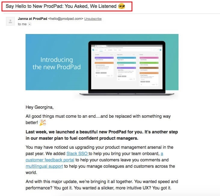 A product launch announcement is a series of activities that aim to promote and publicize a new product or service. 25 Product Launch Announcement Email Examples From Real Brands