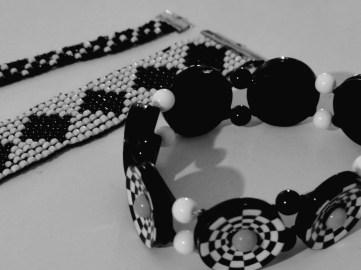 On se retrouve avec 3 bracelets !!