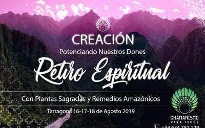 Creación: potenciando nuestros dones, en nuestro retiro de Agosto 2019