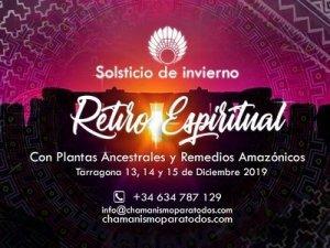 retiro espiritual diciembre 2019