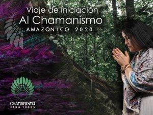 Viaje iniciación Chamanismo Amazónico