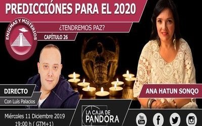 Predicciones para el 2020: ¿Tendremos Paz?