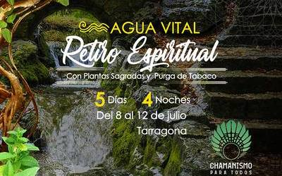 AGUA VITAL Retiro Espiritual julio 2020: Atrévete a ser