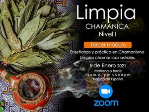 Limpias chamánicas astrales