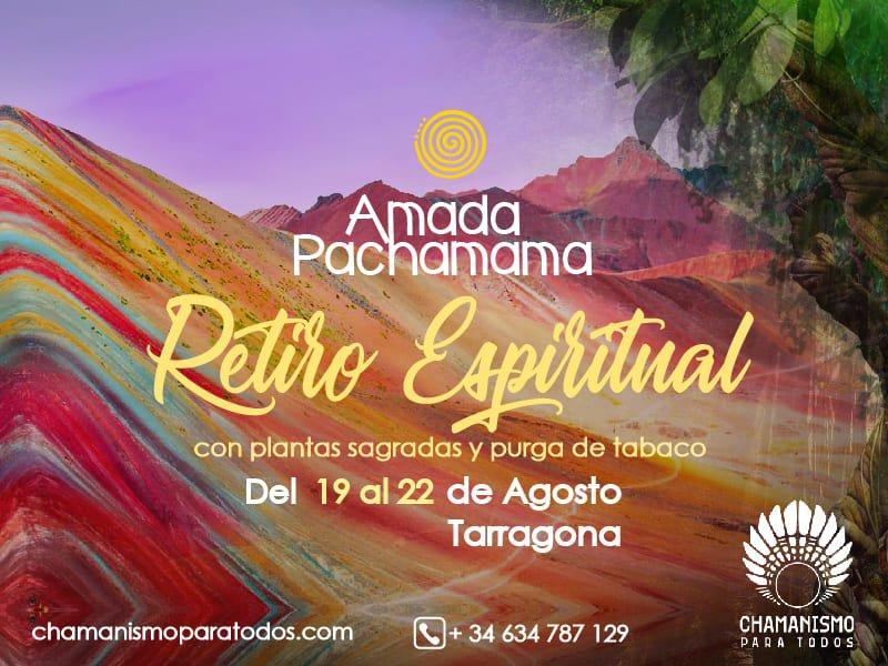 Retiro espiritual Amada Pachamama