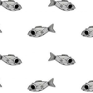Motif poissons