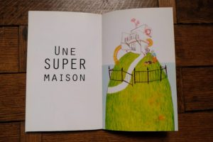 Livre illustré - Lilou Patate