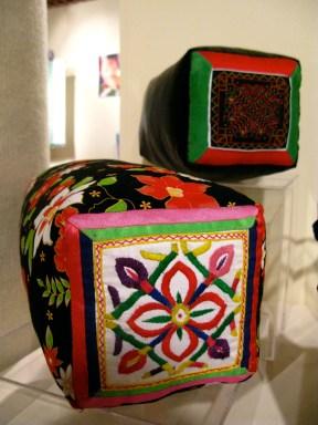 Cushions - Ptal Kol (detail)