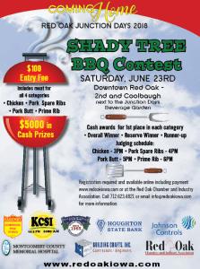 Shady Tree BBQ Contest