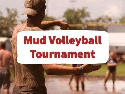 Junction Days Mud Volleyball Tournament