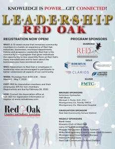 Leadership Red Oak 2020